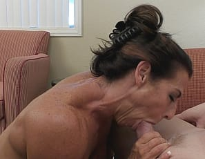 There's no doubting that Briana Beau loves sucking cock, and has the skill to back it up! Watch as she easily handles her boyfriends large dick - giving him complete oral pleasure. They both seem to be enjoying it very much!